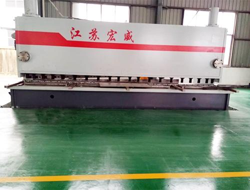 六米液压闸式剪板机