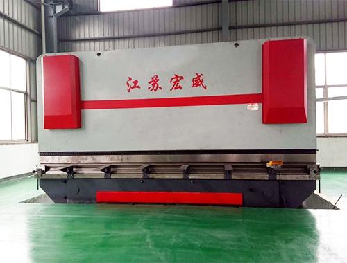 六米液压板料折弯机